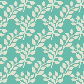 Flora Turquoise