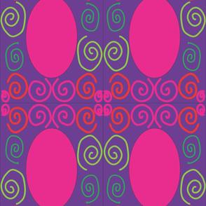 133_Pink_Mirror_Panel