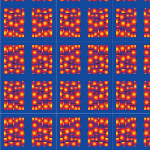 071_Glowing_Squares_Blue