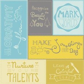 Creative Resolutions in Optimist