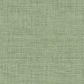 Linen Look, Sage Green