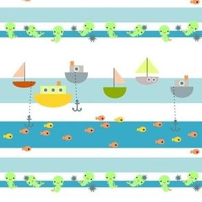 nautical merpeople