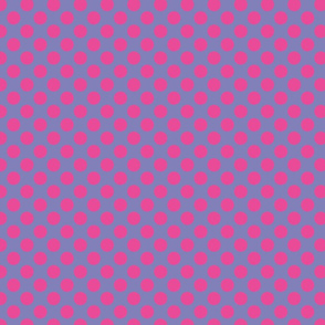 Purple Pink Spot