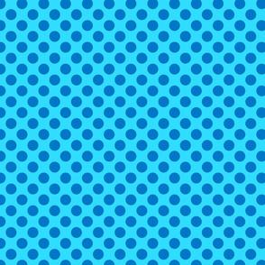 Light Blue Spot