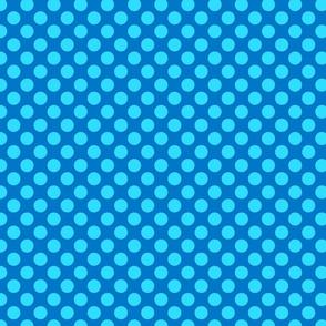 Mid Blue Spot
