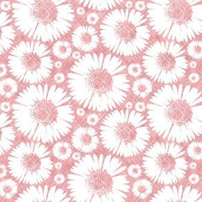 Retro Summer Daisy - Watermelon
