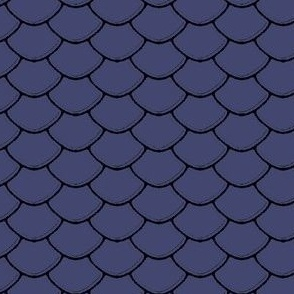 Scales Blue