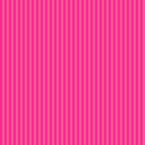 skinny hot pink stripes