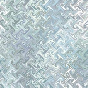 blue-grey swirls