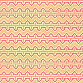Space Filled Chevron