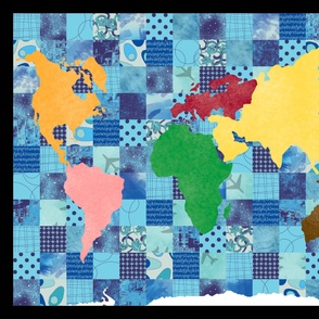 Quilted World