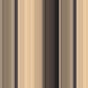 Saturn's rings vertical stripe
