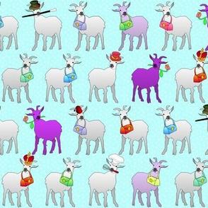 spring fashion goats