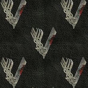 Vikings - Leather Look