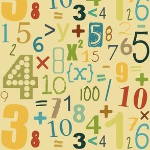 sandy math