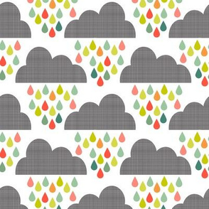 Happy Rain Small Scale