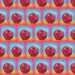 apple pinked