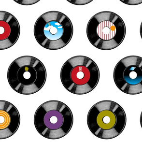 Hot Wax (Maxi Singles) || records vinyl retro 60s 70s 80s music dj disco rock and roll radio
