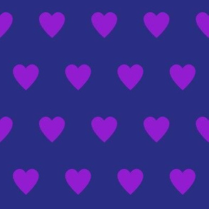 Purple Heart (Navy)