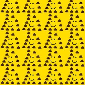 Cute Chocolate Chips-Lemonade Yellow