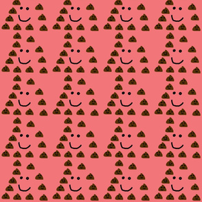 Cute Chocolate Chips-Watermelon Pink-ch-ch-ch