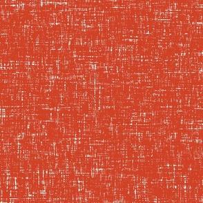 ski red linen