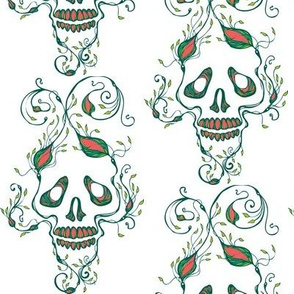 riley skull white