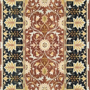 William Morris ~ Turkish Rug ~ Original