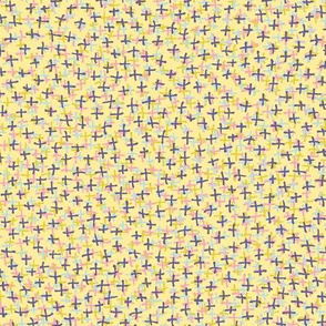plus two - Spring Quilt yellow