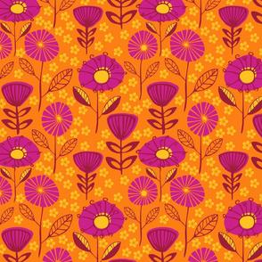 Poppy fields (floral candy)