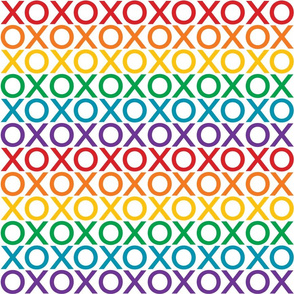 XOXO : rainbow 1 : big