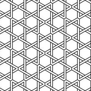 02731909 : S63 zigzag weave