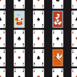 Four Aces (Black)