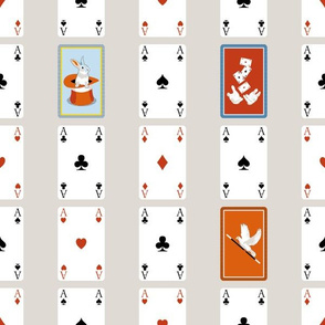 Four Aces (Grey)