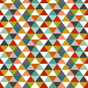 Geo Multi Color