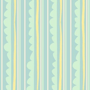 'love garden' stripe #3