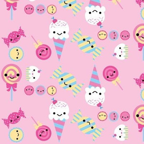Cute Sweets Pink