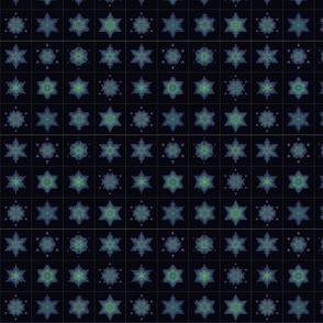 Aurora Borealis Stars 4