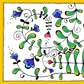 Flower Folklore