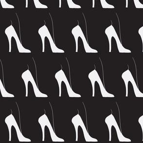 Step (in black/white)