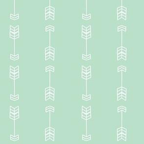Bold arrows Mint