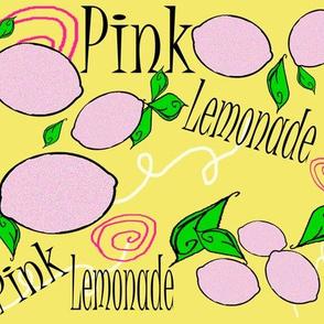 Pink Lemonade Swirls
