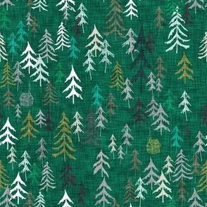 Solitude (dark green) SML