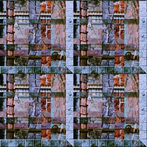 Urban Fragments Handwoven - #1 - ver 2