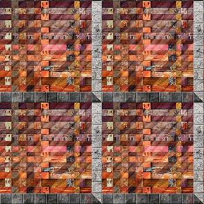 Urban Fragments Handwoven #2 - ver 1
