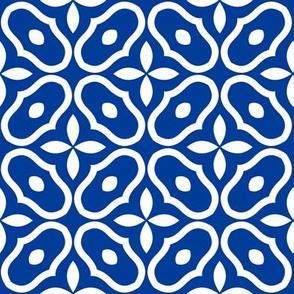 Mosaic - Deep Blue
