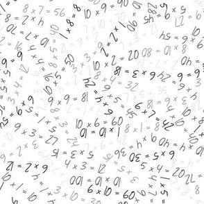 Multiplying Multiples (Gray)
