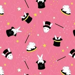 Magic show - pink