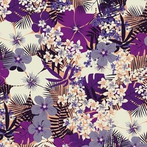 Hawaiian Tropical Floral