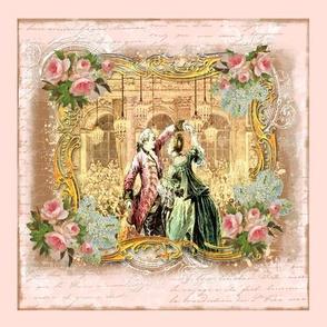 Marie Antoinette Versaille Ballroom